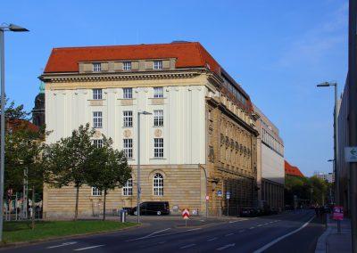 Revitalisierung Bankgebäude Dr.-Külz-Ring 10