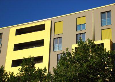 Wohn- und Geschäftshaus Boulevard am Wall 1 und 2