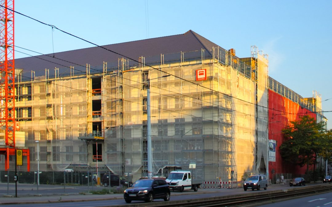 KPE Bürokomplex Neustadt Effizienz Offices (Neo)