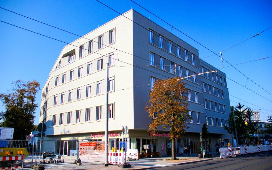 Ärztehaus und Hospiz (Haus H) Krankenhaus St. Joseph-Stift Dresden