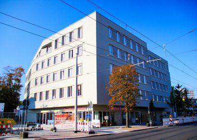 Neubau Ärztehaus und Hospiz St. Joseph-Stift, Krankenhaus St. Joseph-Stift