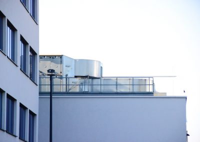 Theegarten-Pactec GmbH & Co. KG in Dresden, Neubau